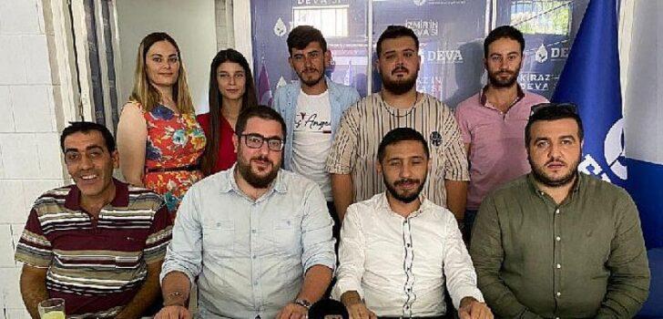 İl Başkanı Ösen: Kiraz, DEVA Partisiyle İzmir'in güneydoğusundaki kalbi olacak