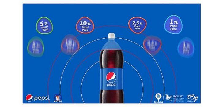 Pepsi'den sosyal faydaya büyük destek!