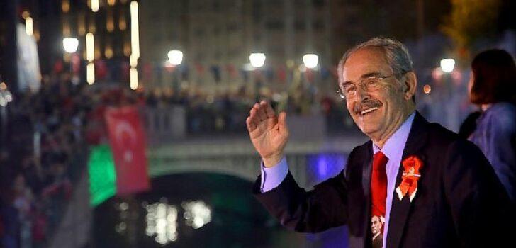 Yılmaz Büyükerşen'in 30 Ağustos Zafer Bayramı Mesajı