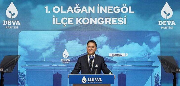Ali Babacan: 'Sayın Erdoğan ve krizlerin ortağı Bahçeli paradan attığımız altı sıfırı yeniden eklemeye kararlı'