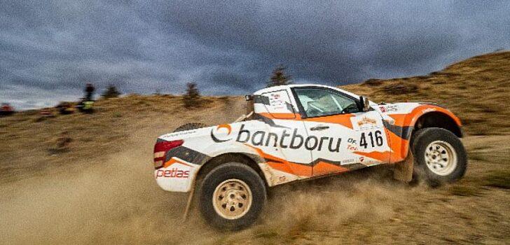 Bantboru Off-Road Team Transanatolia 2021'de podyum hedefine ulaştı