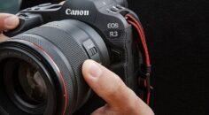 Canon'dan spor fotoğrafçılığında lider kamera: EOS R3