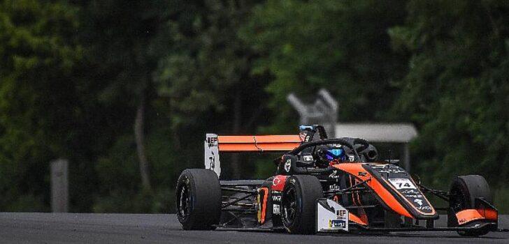 Cem Bölükbaşı, Euroformula Open serisinde üçüncü yarışına Red Bull Ring'de çıkıyor!