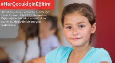 Faber-Castell, her çocuğun eşit şartlarda eğitimi için UNICEF'i desteklemeye devam ediyor