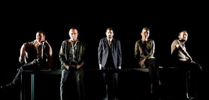 """İBB Şehir Tiyatroları Müze Gazhane Büyük Sahne'yi Albert Camus'ün """"Veba""""sı ile açtı"""