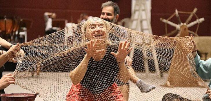 "İBB Şehir Tiyatroları'nın yeni oyunu ""Moby Dick"""