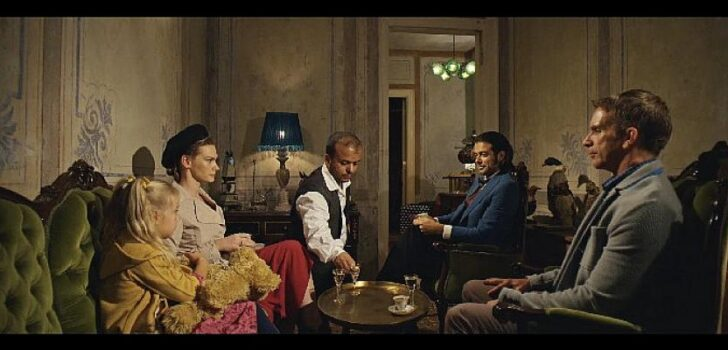 İlker Savaşkurt'un İkinci Filmi AKİS (Reflection) Türkiye'de İlk Kez Altın Koza'da Gösterilecek