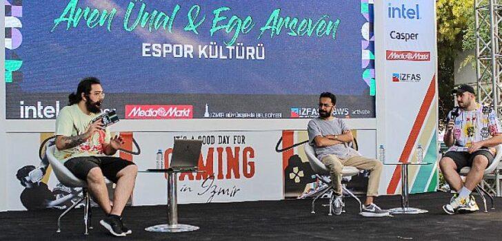 İzmir Fuarı'ndan oyun girişimcilerine tam destek