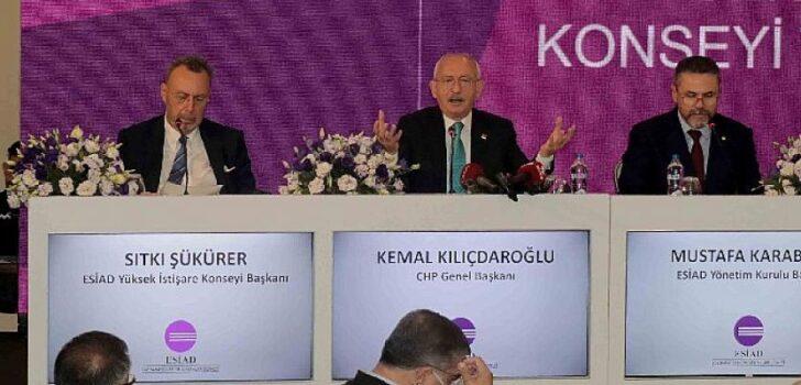 """Kılıçdaroğlu: """"21. Yüzyılda kendi öykümüzü yazmalıyız"""""""