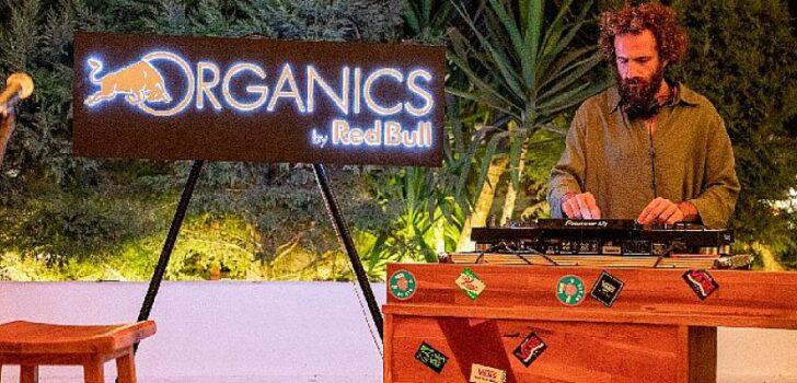 ORGANICS by Red Bull Sessions, Akyaka'da müzik ve gastronomiyi buluşturdu
