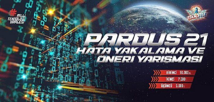 Pardus 21 hata yakalama ve öneri yarışması 9 Eylül itibariyle başladı