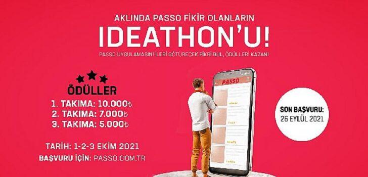 Passo App Ideathon'a kayıtlar devam ediyor