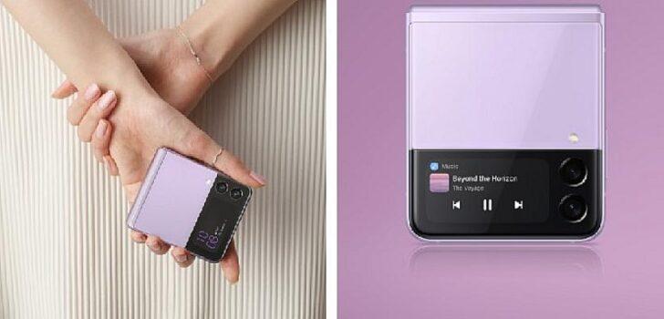 Samsung Galaxy Z Fold3 ve Galaxy Z Flip3 cesur tasarımdan çok daha fazlasını sunuyor