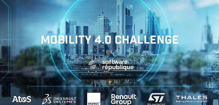 """Software République """"Mobility 4.0 Challenge"""" yarışmasıyla yarının mobilitesini şekillendirecek"""