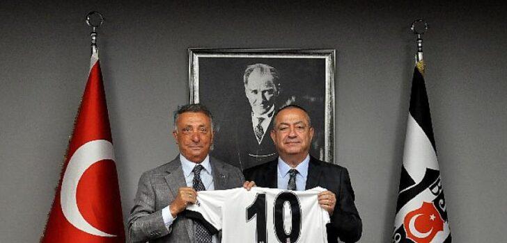 Sompo Sigorta'dan Beşiktaş JK ile yeni sponsorluk anlaşması