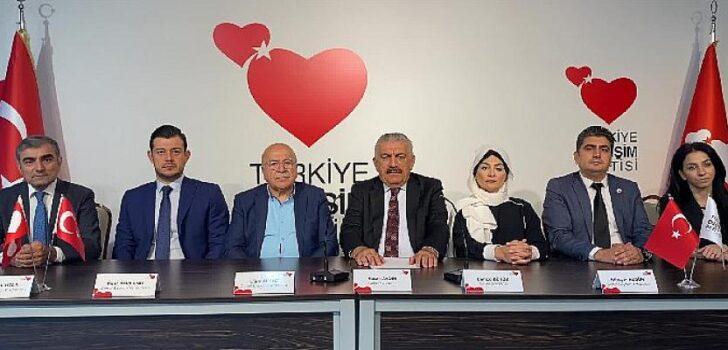 Türkiye Değişim Partisi'nde Kurultay heyecanı