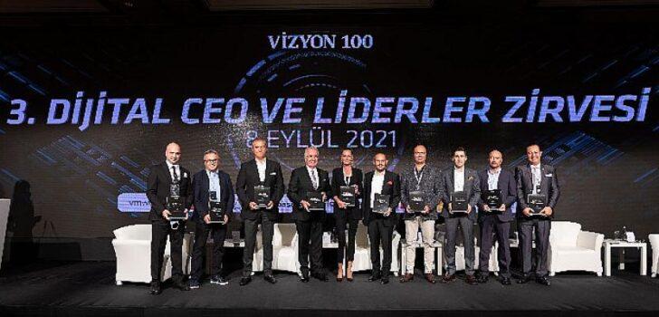 Türkiye'nin CEO' ları 3. Dijital CEO ve Liderler Zirvesi'nde Buluştu