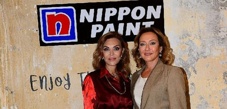 Ünlü isimler Nippon Paint'in Kent Galerileri Sergisi'nde buluştu!