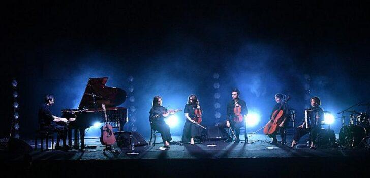 Üsküdar Belediyesi 2021-22 Kültür – Sanat sezonunu dünyaca ünlü Rus müzisyen Evgeny Grinko'nun muhteşem konseri ile açtı