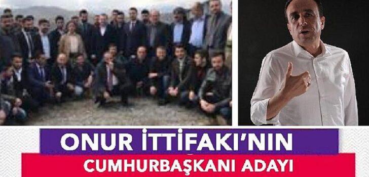 Yaşar Aydın'a Samsun'da yoğun ilgi